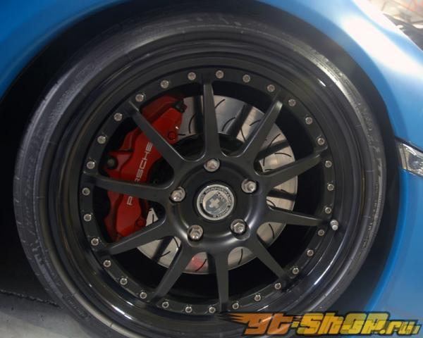 TiKORE Титан 2 части Lug Bolts Porsche