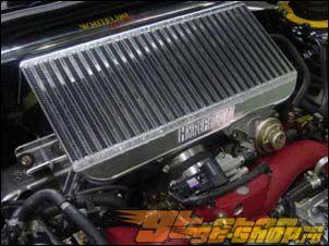 TurboXS Top Mount Intercooler Subaru WRX 02-07