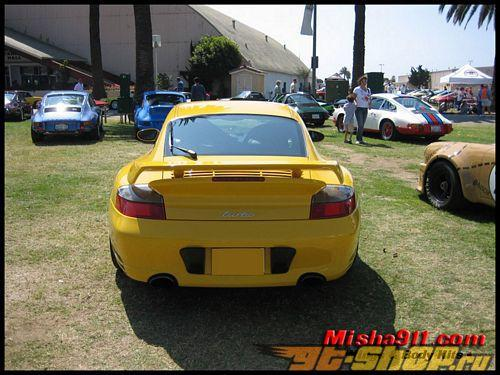 Misha911 Porsche 996TT GT2 Addon Wing