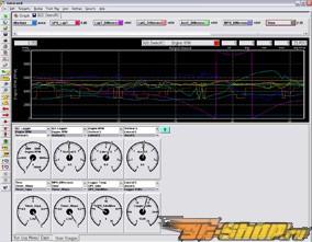 Tomei IQ3 Racepak Dash Data Logger Startup комплект
