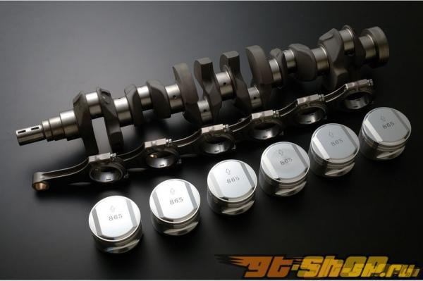 Tomei 87.5mm Строкер-кит для with Cooling Channel Nissan Skyline GT-R RB26DETT 89-02