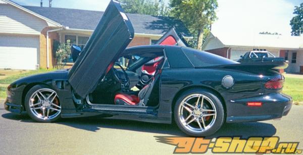 Ламбо двери Bolt-On на Pontiac Firebird 1993-1997
