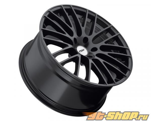 TSW Max Matte Чёрный Диски 20x10.5 5x120 +25mm