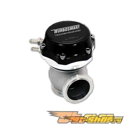 Turbosmart Hyper-Gate 45 7 PSI Wastegate Чёрный