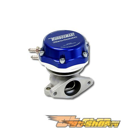 Turbosmart Ultra-Gate 38 Wastegate Синий