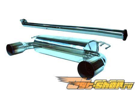 TurboXS Turboback Выхлопная система Mitsubishi EVO X 08-12