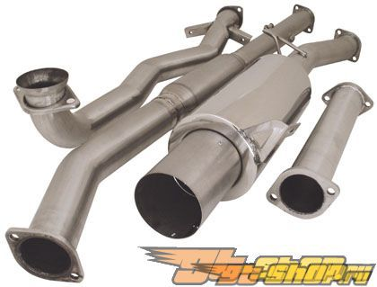 TurboXS Выхлоп Выхлопная система Mitsubishi EVO VIII IX 03-07