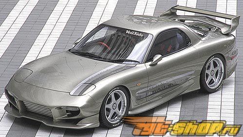 Пороги Veilside CI для Mazda RX7 FD3S 93-02