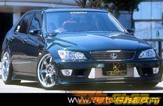 Крылья Vertex на Lexus IS300 98-05