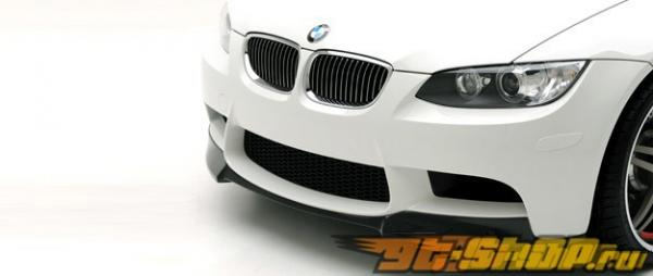 Карбоновая накладка на передний бампер Vorsteiner VRS для BMW E92 M3 08+