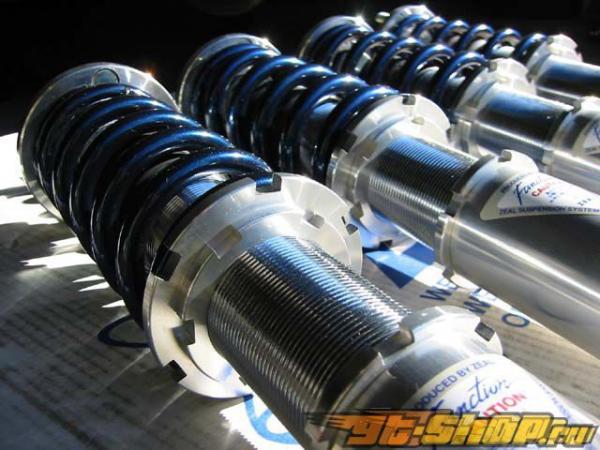 Zeal Function-D койловеры Mazda RX7 93-95
