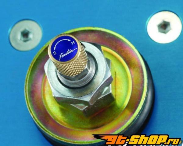 Zeal Function-Xs Aluminum койловеры Honda Civic 89-91