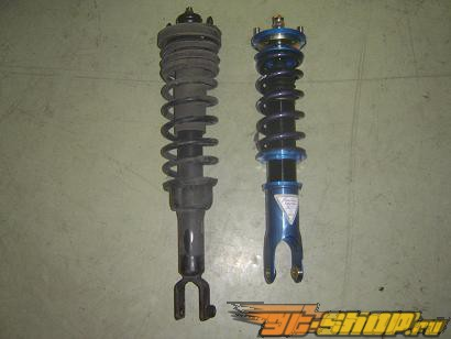 Zeal Super Function койловеры Honda Civic 89-91