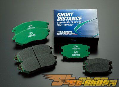 Zerosports передний  тормозной Pad ZP-B Subaru STI 04-07